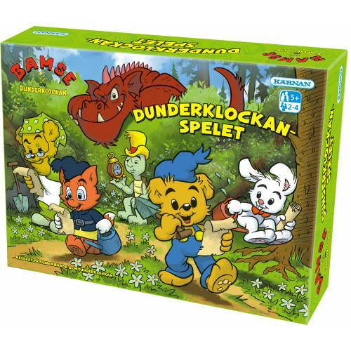 Kärnan Bamse och Dunderklockanspelet