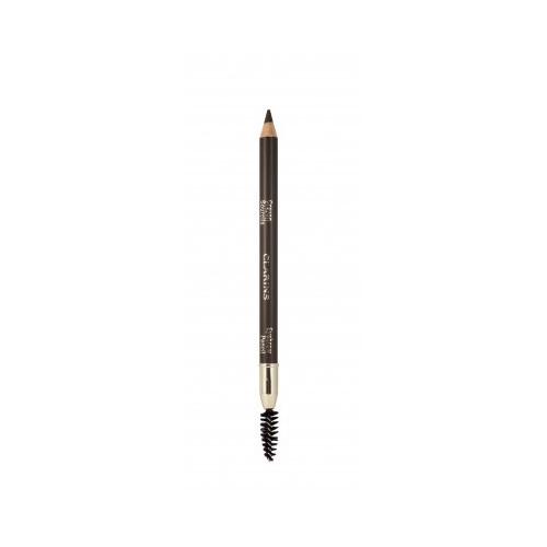 Clarins  Eyebrow Pencil - 01 Dark Brown