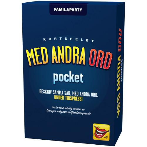 Alf Med andra ord Pocket