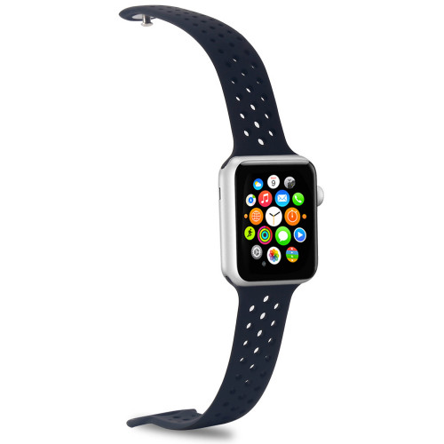Celly Apple Watch Silicone band Sv