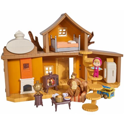 Masha och Björnen Masha Play Set Big Bear House