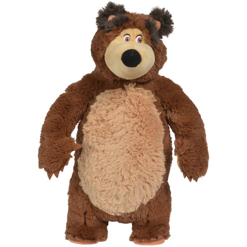 Masha och Björnen Masha Plush Bear 40cm