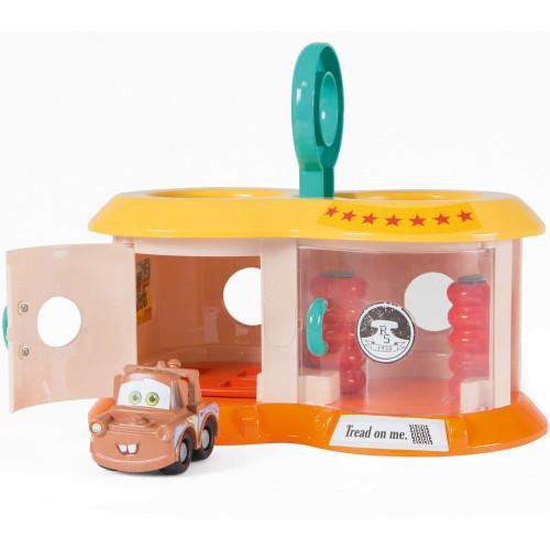 Disney Cars Mini Garage