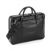 QUADRA NuHide™ Slimline Laptop Brief Black