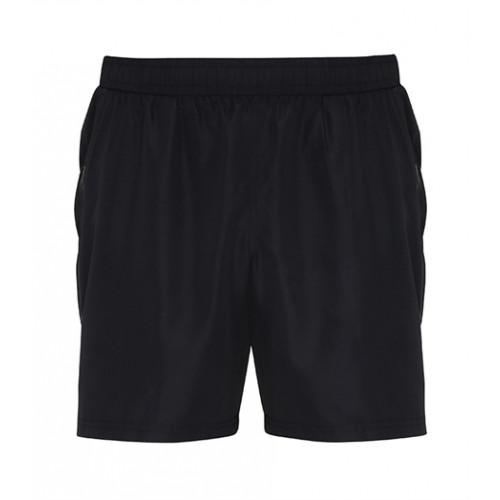 Tri Dri Mens TriDri® Training Shorts Black