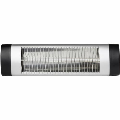 Heatlight Quartzvärmare VLSN15 silver
