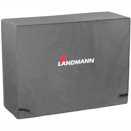 Landmann Skyddshuv Lyx Grå Xl