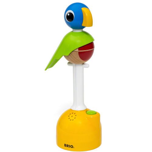 Brio 30262 Play & Learn Papegoja
