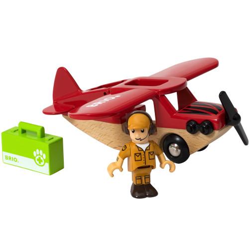 Brio 33963 Safari Airplane