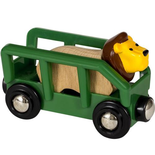 Brio 33966 Lion and Wagon