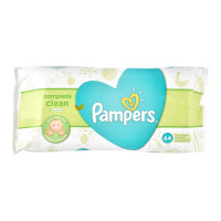 Pampers Baby Wipes Complete Care Unscented