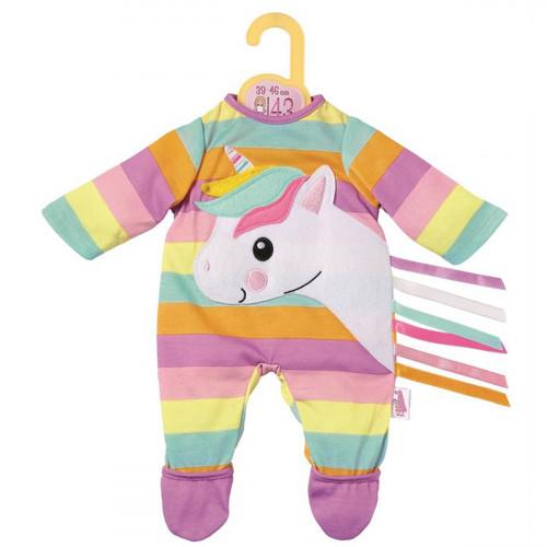 BABY Born Dolly Moda Unicorn Romper 43cm