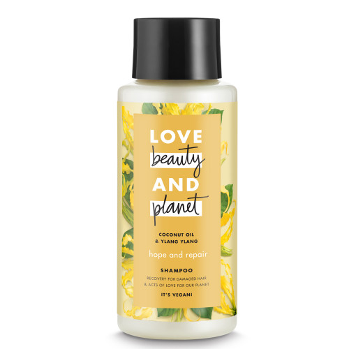Love Beauty & Planet Hope and Repair Shampoo