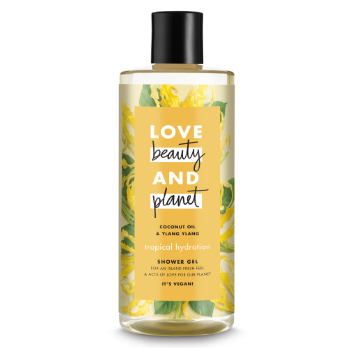 Love Beauty & Planet Tropical Hydration Shower Gel