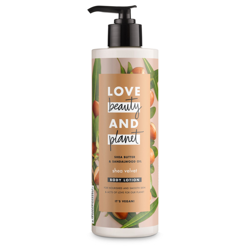 Love Beauty & Planet Shea Velvet Body Lotion