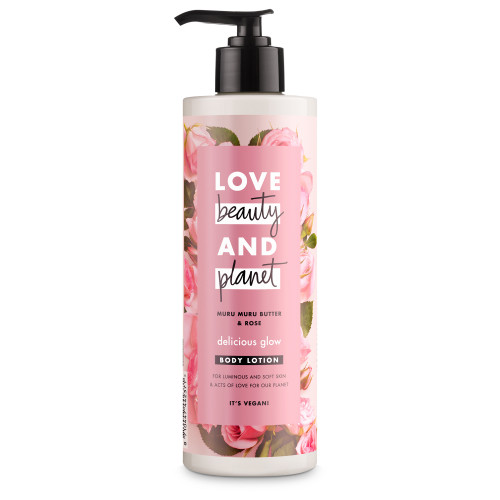 Love Beauty & Planet Delicious Glow Body Lotion
