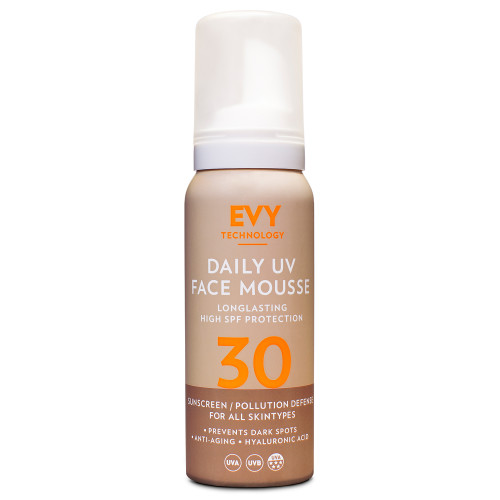 Evy  Daily Uv Face Mousse Spf 30