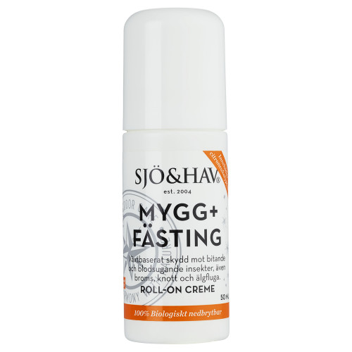 Sjö & Hav Mygg + Fästing Roll-on
