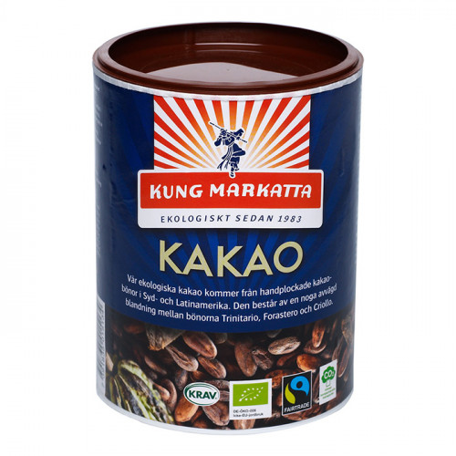 Kung Markatta Kakao 250g KRAV EKO