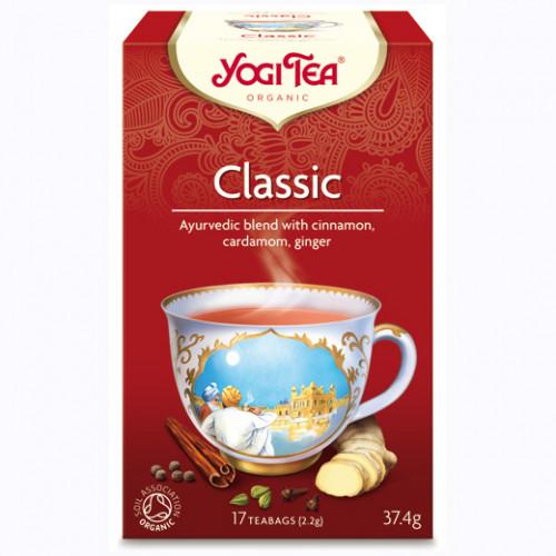 Yogi Tea Classic Te 17p KRAV EKO