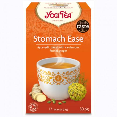 Yogi Tea Stomach Ease Te 17p KRAV EKO