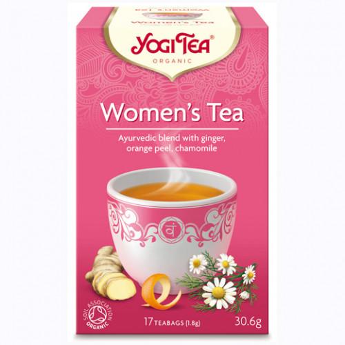 Yogi Tea Women's Tea 17p KRAV EKO