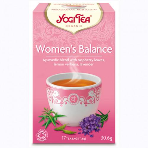 Yogi Tea Women's Balance Te 17p KRAV EKO