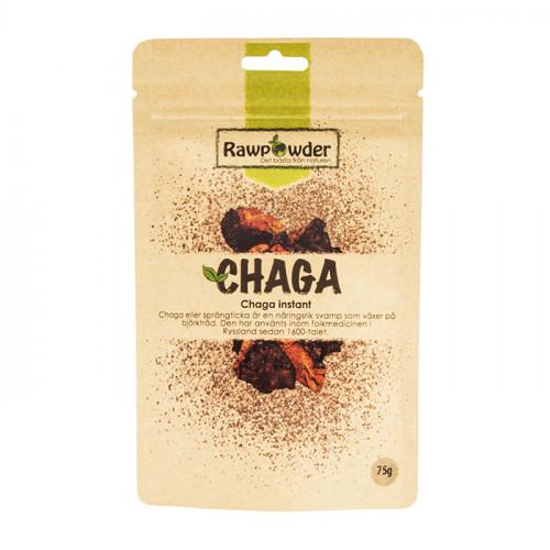 Rawpowder Chaga Instant 40% Extrakt 75g