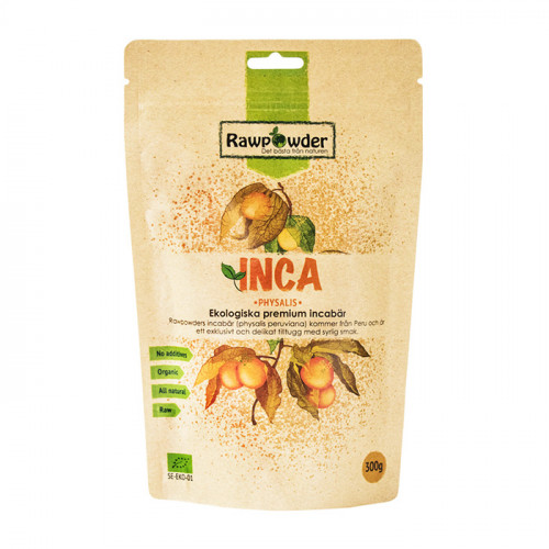 Rawpowder Inca Golden Premium 300g EKO