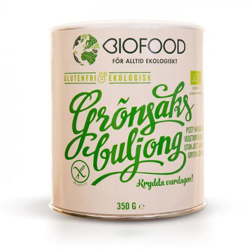 Biofood Grönsaksbuljong 350g EKO