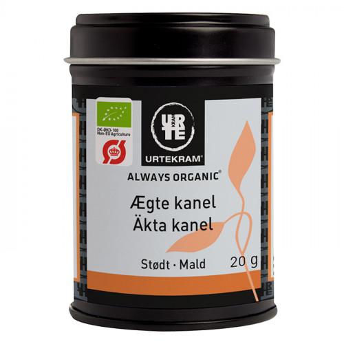 Urtekram Kanel (Ceylon) Kryddor 20g EKO