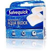 Salvequick Salvequick Aqua Block 12st