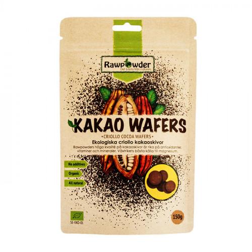 Rawpowder Kakaoskivor 150g EKO