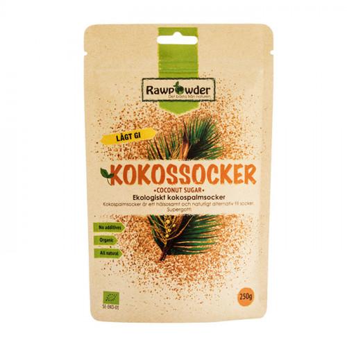 Rawpowder Kokospalmsocker 250g EKO