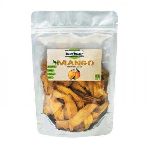 Rawpowder Mangobitar Amelie 300g EKO
