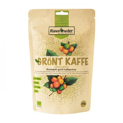 Rawpowder Grönt Kaffepulver 250g EKO