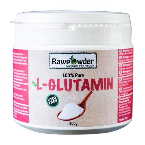 Rawpowder Glutamin Pure 200g
