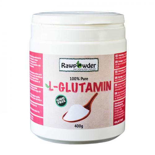 Rawpowder Glutamin Pure 400g