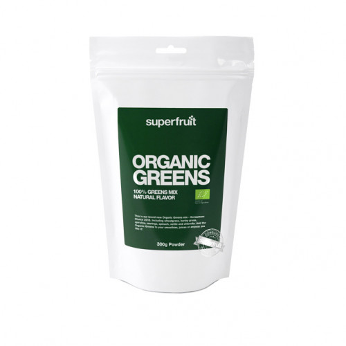 Superfruit Organic Greens Powder 300g EU Organic