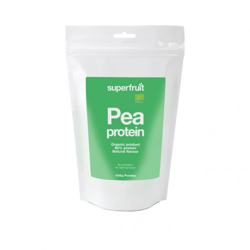 Superfruit Pea Protein Powder 400g  EU Organic