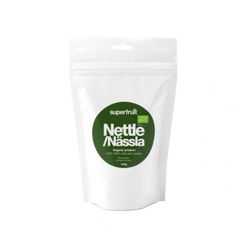 Superfruit Nettle/Nässla Powder 100g EU Organic