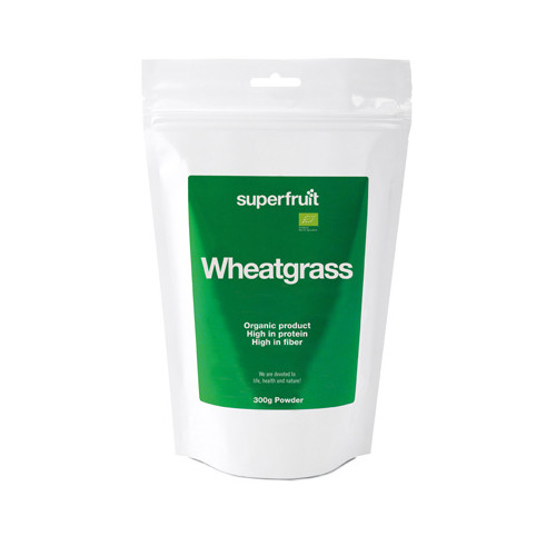 Superfruit Wheatgrass Powder 300g  EU Organic