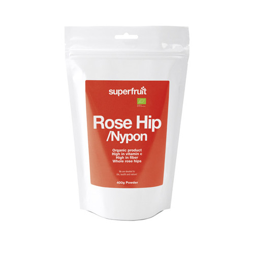 Superfruit Rose Hip/Nypon Powder 400g EU Organic