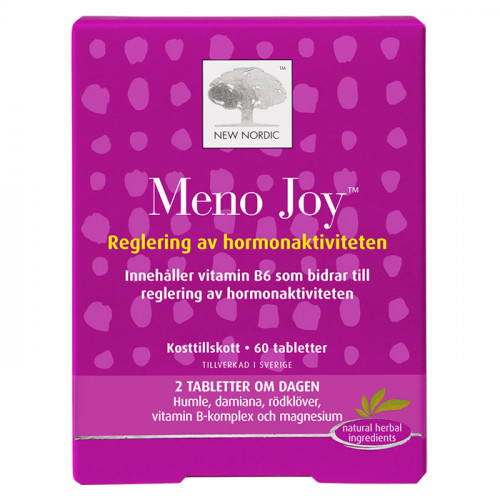 New Nordic Meno Joy 60t