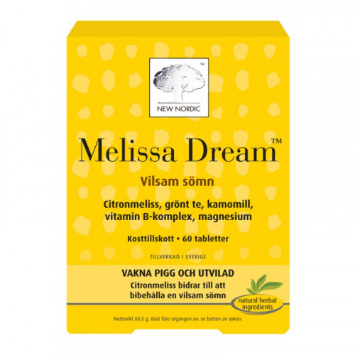 New Nordic Melissa Dream 60t