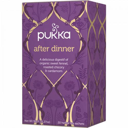 Pukka After Dinner Te 20 Påsar EKO