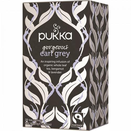 Pukka Gorgeous Earl Grey Te 20 Påsar EKO