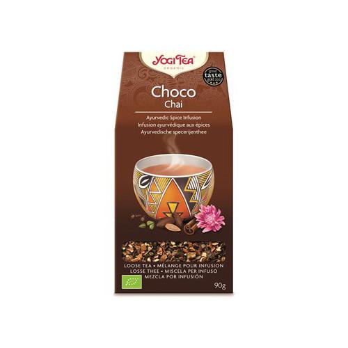 Yogi Tea Choco Chai Te lösvikt 90g EKO