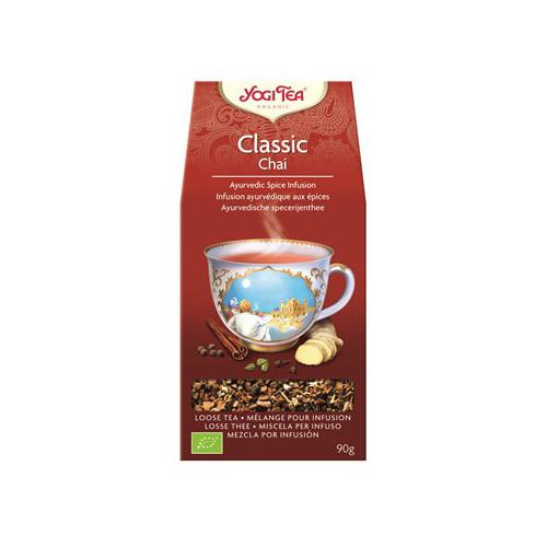 Yogi Tea Classic Chai Te lösvikt 90g EKO