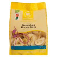 Urtekram Chips Banan Spröda 200g EKO